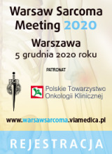 Warsaw Sarcoma Meeting 2020